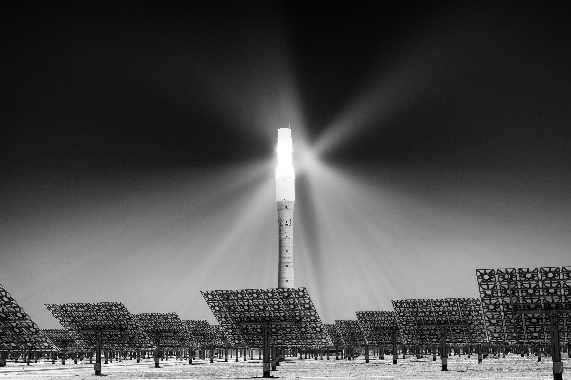 Título: Energy. Autor: Juanma Maroto.