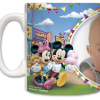 Taza de Mickey Mouse. Personaliza tus tazas con el ratoncito Mickey