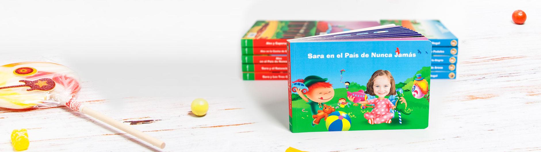 libros infantiles personalizados