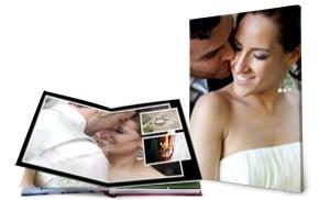 Promocion lienzo boda