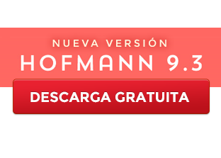 Ya disponible Hofmann 9.3