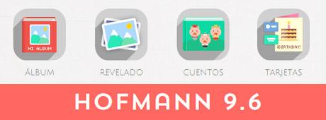 nueva versión 9.6 Hofmann