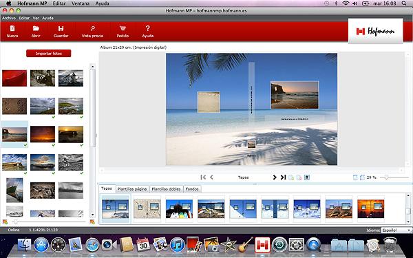 Foto hofmann para mac