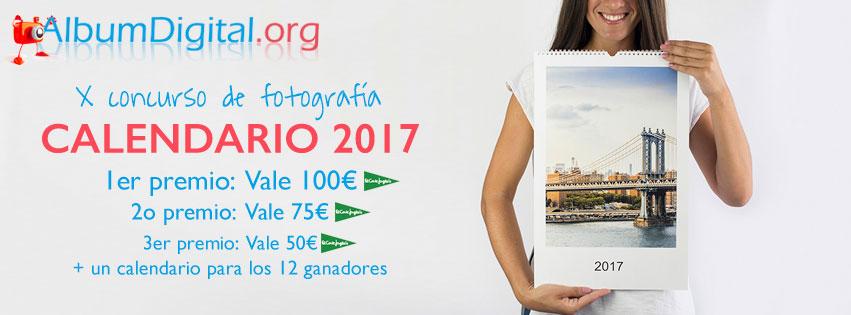 concurso calendario 2016