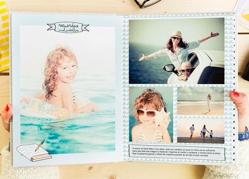Álbum fotográfico con la magia de Mr Wonderful