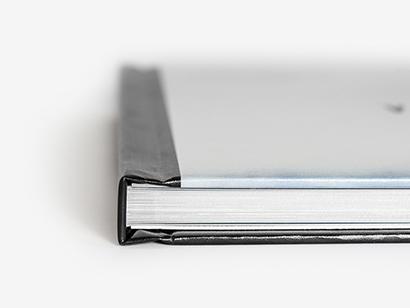 Álbum de fotos apaisado Hofmann con calidad de impresión fotográfica
