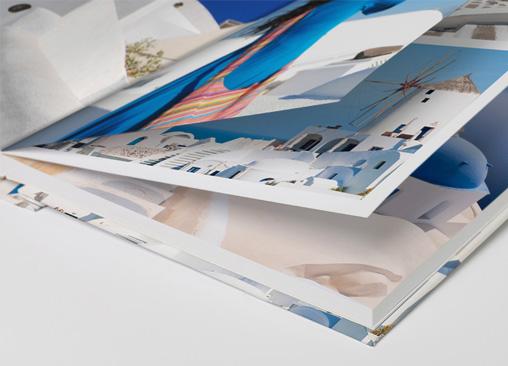 Álbum de fotos Hofmann vertical con calidad fotográfica