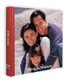 Álbum Maxi de impresión fotográfica tradicional.