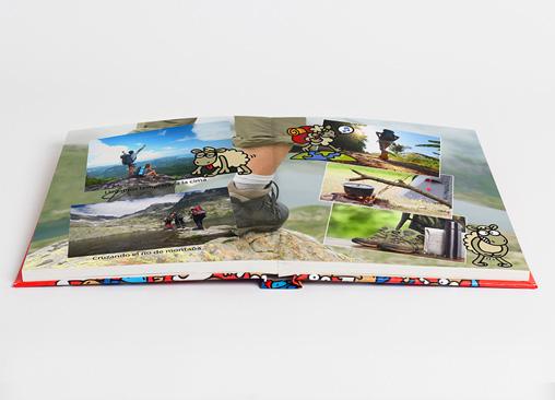 Álbum digital Kukuxumusu, tu álbum de fotos más divertido