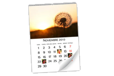 Calendario de Pared Grande para imprimir