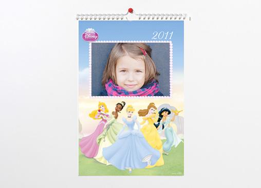 Haz feliz a las peques de la casa con un calendario de princesas Disney