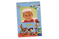 Calendario de Pared Toy Story Disney (Grande)