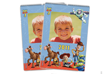 Calendario de Pared Toy Story Disney (Mediano)