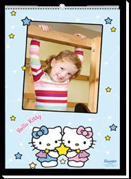 Calendario de Pared Hello Kitty. Decora los días de tus niñas con Hello Kitty