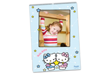 Calendario de Pared Hello Kitty
