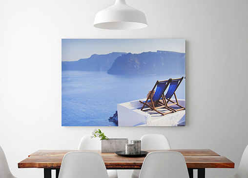 Imprime tu mejor foto en un lienzo digital Hofmann