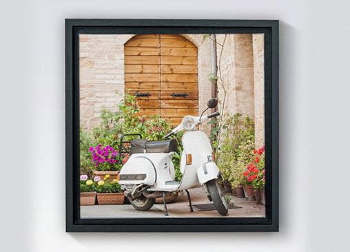 Lienzo Americano con fotos Hofmann, decora tu hogar con un toque especial