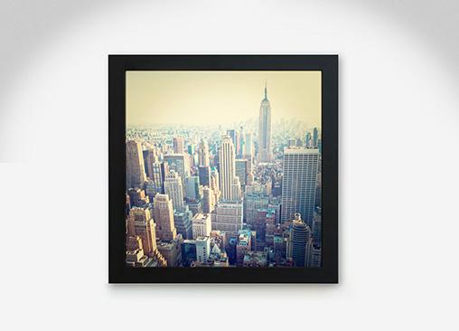 Cuadros Hofmann,la forma más fácil de enmarcar tus fotos
