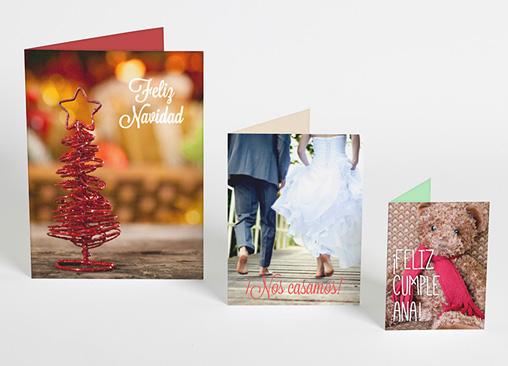 Crea tus propias felicitaciones de cumpleaños, Navidad y otros eventos