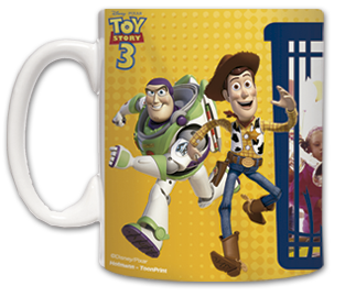 Taza Toy Story Disney